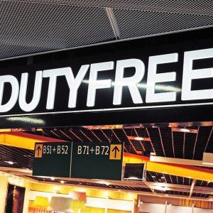 機場免稅店 Duty Free