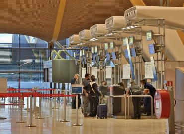 機場入境海關檢疫看護照
