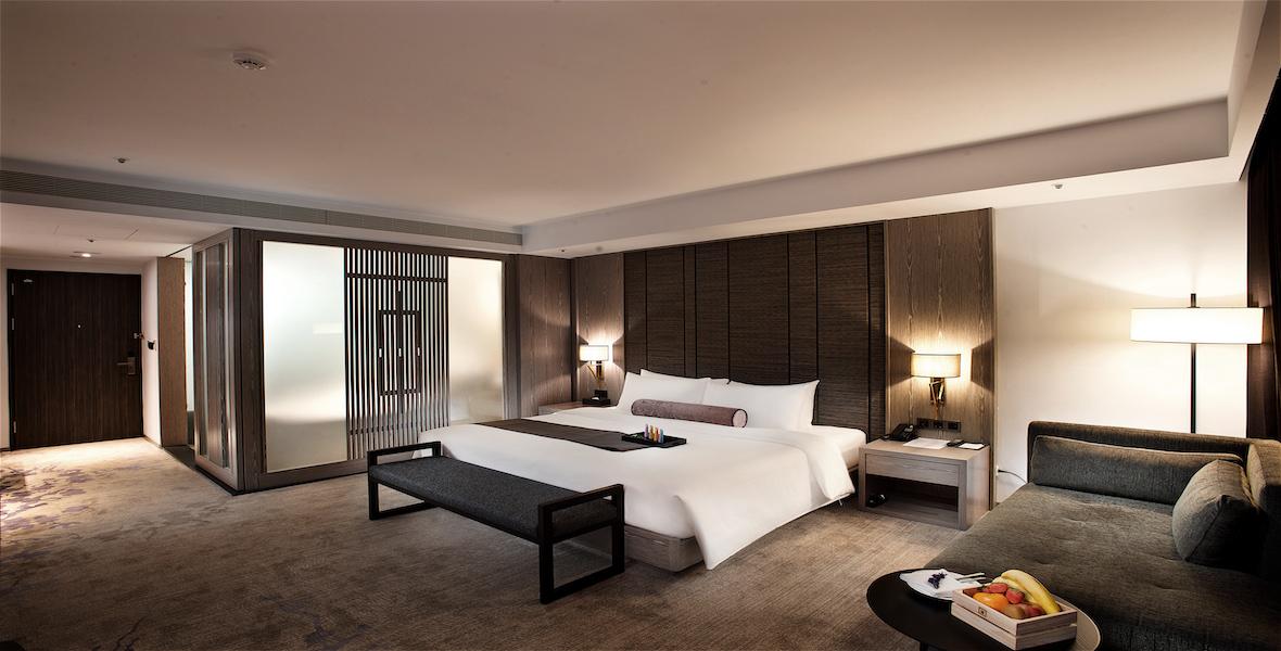 秧悅千禧度假酒店:超豪華客房